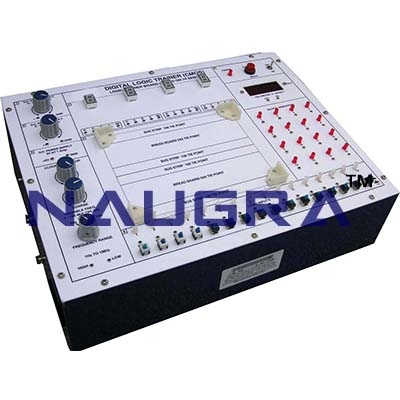 Digital Logic Trainer CMOS Trainer for Vocational Training and Didactic Labs