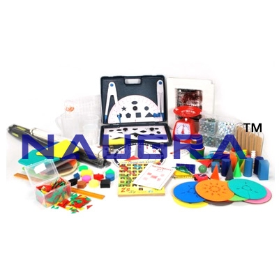 Junior Mathematics Kit for Maths Lab