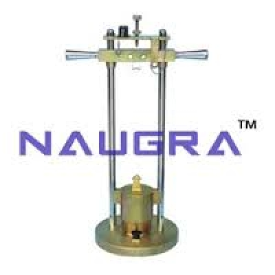 Aggregate Impact Tester for Teaching Equipments Lab