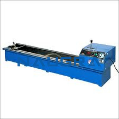 Ductility Testing Machine for Teaching Equipments Lab