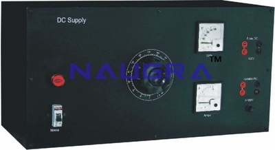 DC Supply for Electrical Lab