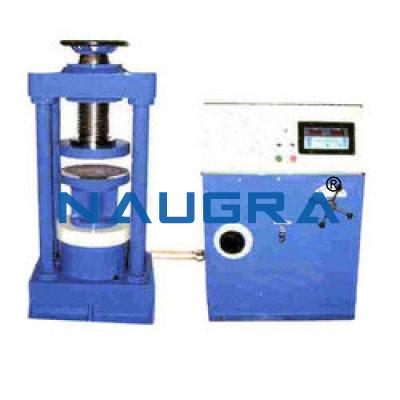 Concrete Testing Machine for Teaching Equipments Lab