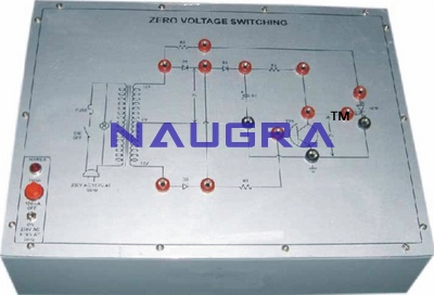 Zero Voltage Switching for Power Electronics Training Labs for Vocational Training and Didactic Labs