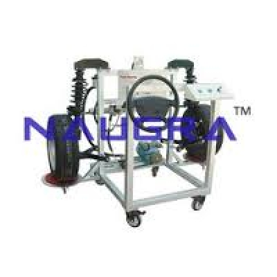 Power steering system (Hydraulics) set