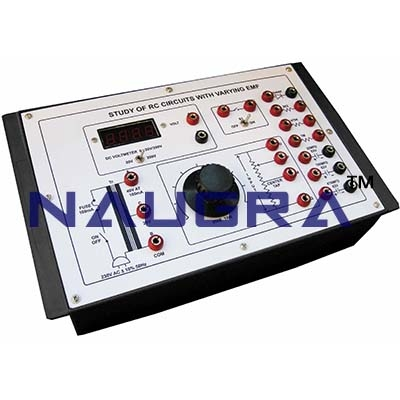 EM by Magnetron Valve Method Trainer for Vocational Training and Didactic Labs