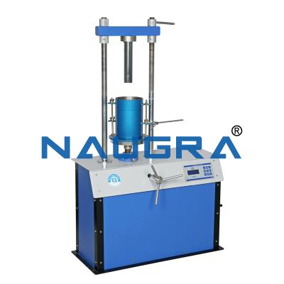 Digital CBR Test Machine