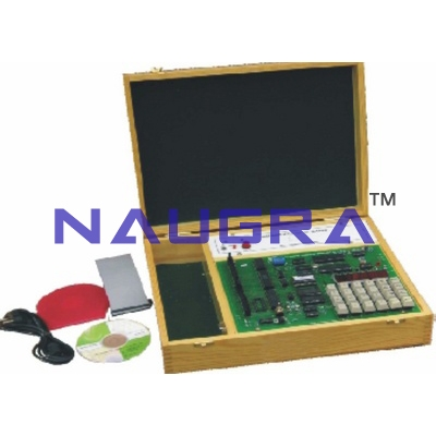8085 Microprocessor Educational Lab Trainer for Vocational Training and Didactic Labs
