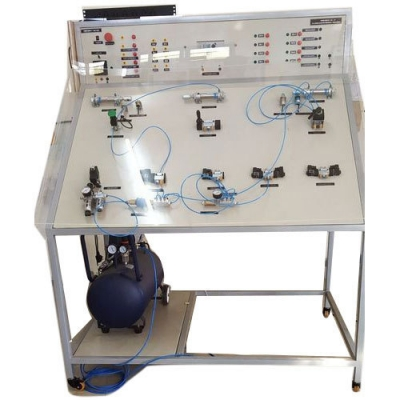PLC and Pneumatic Control Trainer
