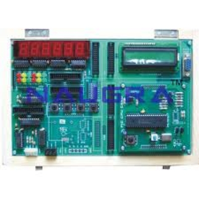 AVR Embedded Trainer for Embedded System Trainers Teaching Labs