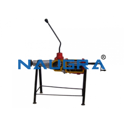 Model of Gear Box Automobile Engineering Model and Training System for engineering schools