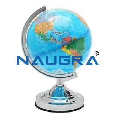 Administrative globe(Φ32cm) for Earth Science Lab