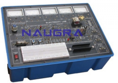 Digital Trainer Kit for Electronics labs for Teaching Equipments Lab