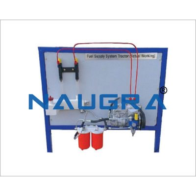 Fuel Supply System Of Diesel Engine Automobile Engineering Model and Training System for engineering schools