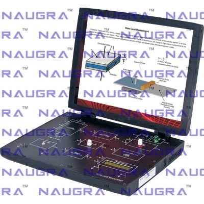 Water Level Measurement Trainer for Instrumentation Electric Labs