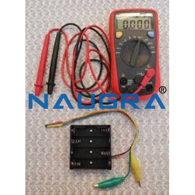 Speed Measurement Kit for Instrumentation Electric Labs