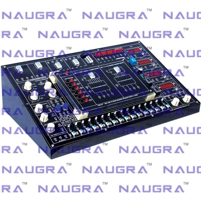 Basic Electronics Trainer Kit for Digital Analog Teaching Labs