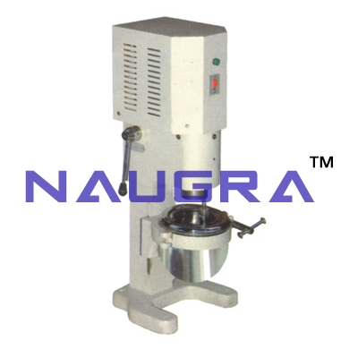 Mortor Mixer For Testing Lab for Cement Testing Lab