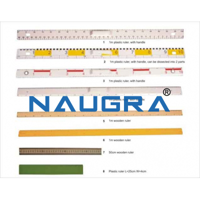 Rulers for Maths Lab