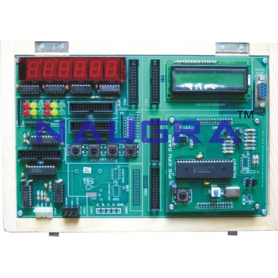 LPC2148 ARM Embedded Educational Trainer for Vocational Training and Didactic Labs