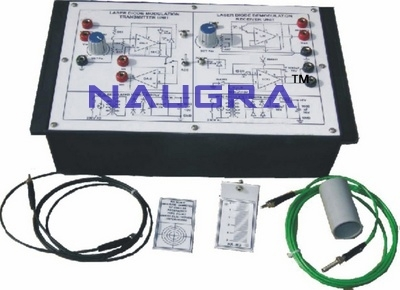 Laser Diode Module Lab Trainers for engineering schools