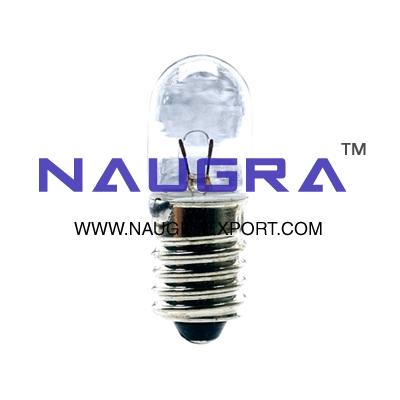Flashlamp Bulbs for Physics Lab