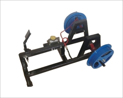 Hydraulic Drum Brake Actual Working (Single Drum)