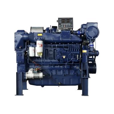 Four Stroke 6 Cylinder Diesel Engine