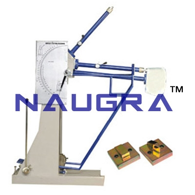 Impact Tester For Testing Lab for Metal Test Lab