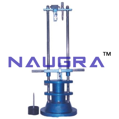 Aggregate Impact Value Test Apparatus For Testing Lab for Aggregate Testing Lab