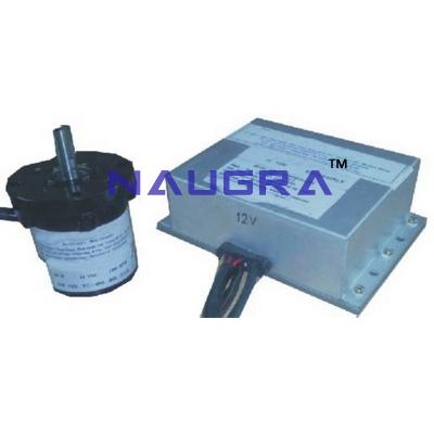 Servomechanism For Brushless Motor
