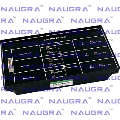 Elevator Control Module for Embedded System Trainers Teaching Labs