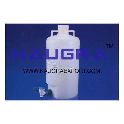 Aspirator Bottles for Science Lab