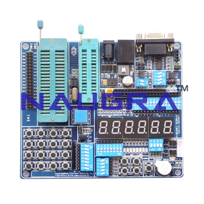 Programming Development Board for Vocational Training and Didactic Labs