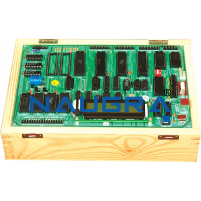 -Microprocessor Trainerfor  Microprocessor Teaching Labs