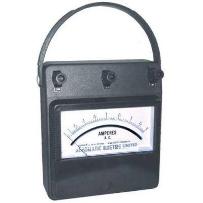 AC/DC Portable Ammeter