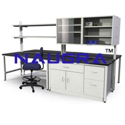 Lab Storage Rack 10