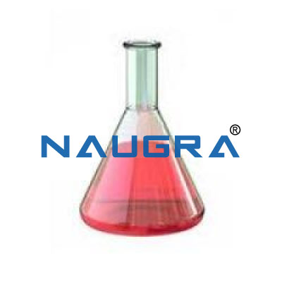 Laboratory Flasks for Science Lab