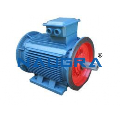 Double Shaft Motor - 5 for Electric Motors Teaching Labs