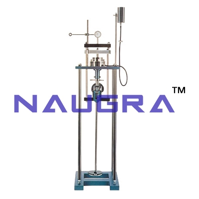 Consolidation Apparatus (Single Gang) For Testing Lab for Soil Testing Lab