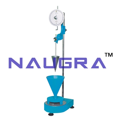 Cone Penetrometer for Mortar For Testing Lab for Concrete Testing Lab