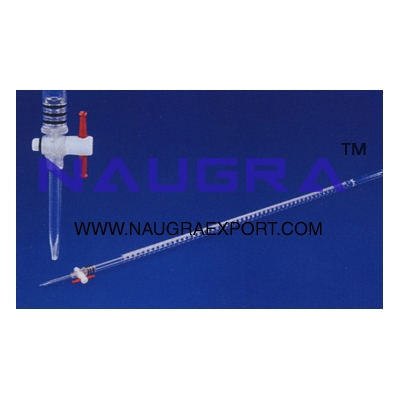 BURETTE for Science Lab