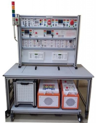 Power Transmission Trainerfor engineering schools
