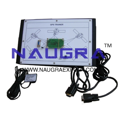 GPS Trainer for Vocational Training and Didactic Labs