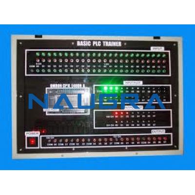 Program mable Logic Control (PLC) Trainer