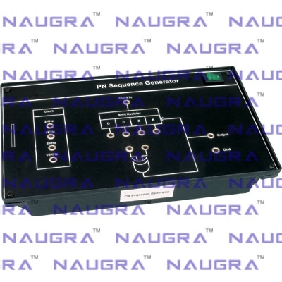 PN Sequence Generator Trainer for Communication Teaching Labs