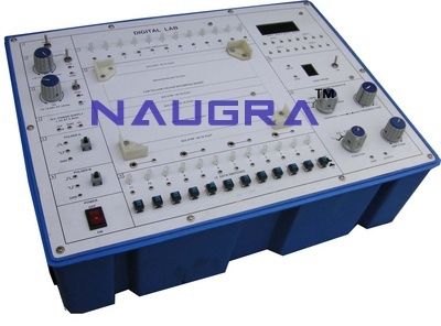 DC Motor Driver IC Lab Trainers for engineering schools