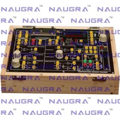 Temperature Sensor Trainer for Instrumentation Electric Labs