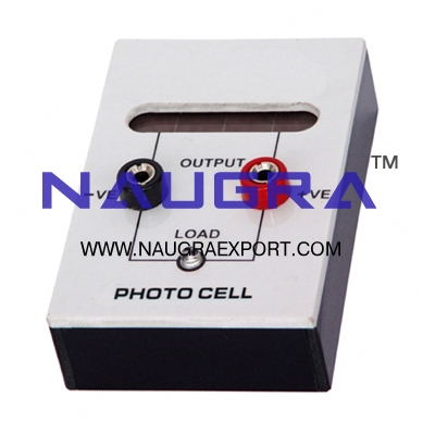 Semiconductor - Photo Cell Unit for Physics Lab