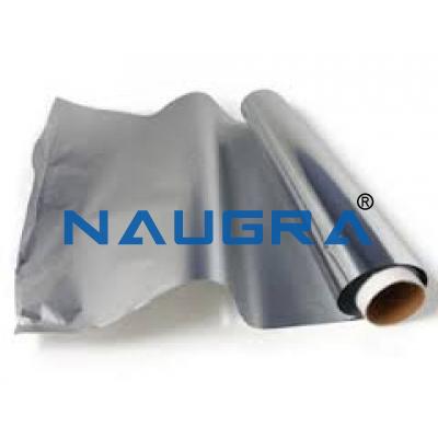 Aluminum Foils for School Science Lab