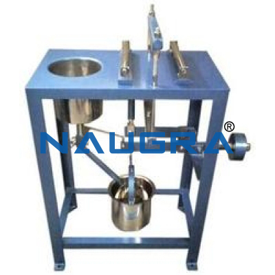 Civil Engineering Lab Equipments for Teaching Equipments Lab